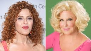Bette Bernadette Peters Is Taking Over For Bette Midler In U0027hello Dolly