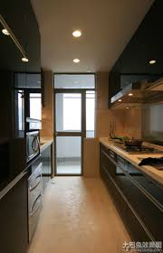 incridible narrow galley kitchen design ideas 725x1130