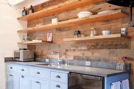 project log reclaimed wood walls barn door and bright whites