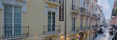 hotel navas in granada best price official website