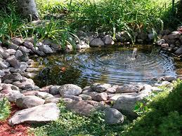 Backyard Fountains Ideas Outdoor Water Design Ideas Dayri Me