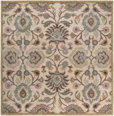 Blue Brown Area Rugs Contemporary Vintage Design Blue And Beige Area Rugs Floral