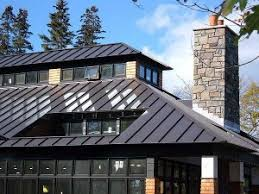 Metal Roof Tiles Metal Vs Tile How Does Metal Roofing Compare To Concrete Roof