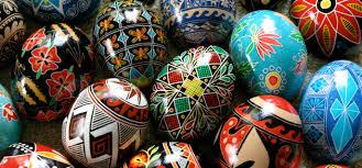 ukrainian egg decorated ukrainian eggs
