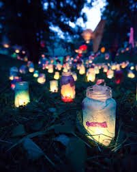 jar lighting 1000bulbs
