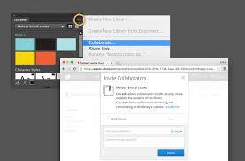 share assets using creative cloud libraries adobe creative cloud