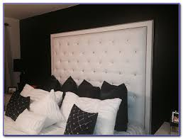 extra tall king upholstered headboard headboard home