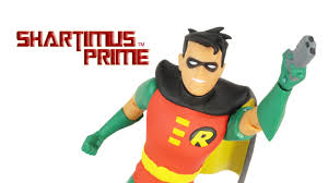 dc collectibles robin batman animated series 6 scale