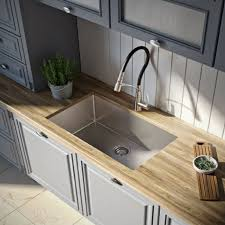 cabinet kitchen sink the 7 best kitchen sink materials for your renovation bob vila
