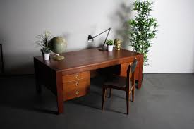 Danish Modern Teak Desk by Desks U2013 Abt Modern