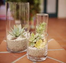 Glass Cylinder Vases Real Weddings And Wedding Inspiration Ideas Lots Of Glass