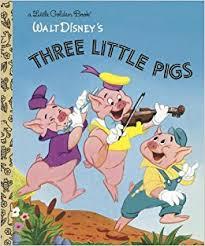 pigs disney classic golden book rh