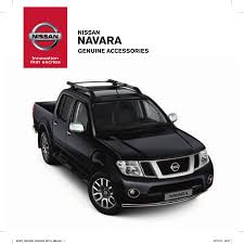 nissan genuine accessories canada nissan catalogs
