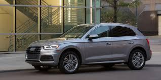 sporty audi 2018 audi q5 sq5 vehicles on display chicago auto
