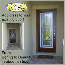 Exterior Glass Door Inserts Glass Door Inserts Handballtunisie Org