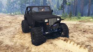 modified jeep wrangler yj jeep wrangler for spin tires