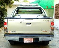 used toyota hilux for sale at al waris traders islamabad