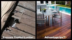 pressure treated wood advantagelumber decking blog