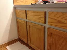 Refinish Vanity Cabinet Refinishing A Wood Bathroom Vanity Part 1 Preparation U0026 Stripping