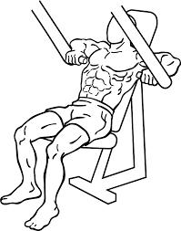 Seated Bench Press Machine Decline Bench Add This Lower Chest Exercise To Your