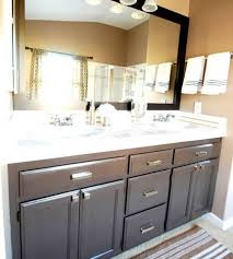 paint formica bathroom cabinets paint laminate bathroom cabinets designcreative me