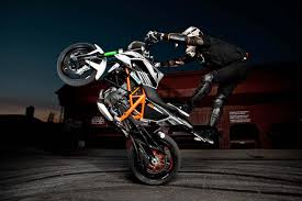 motocross street bike rok bagoroš u0027s new ktm 690 duke stunt bike asphalt u0026 rubber