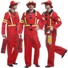 Fireman Costume Compare Prices On Men Fireman Costume Online Shopping Buy Low