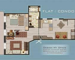 custom architecture medium flat interior design surface