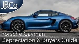 porsche cayman porsche cayman buyers guide depreciation analysis