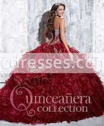 burgundy quince dresses 2016 wine burgundy quinceanera dresses gowns sweetheart