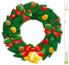 animated christmas wreathes and clipart clipart collection