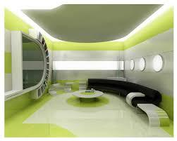 Creative Futuristic Interior Design Concept Designs And Colors - Modern interior design concept