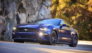 mustang pictures ford blasts a home run with refresh of iconic mustang houston