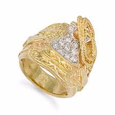 gold ring images for men mens heavy 9ct gold cz saddle ring 36 grams 0012 newburysonline