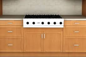 Ikea Cooktop Reviews Ikea Kitchen Hack A Base Cabinet For Farmhouse Sinks And Deep