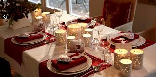 Christmas Table Runner Decoration by Diy Glitter Christmas Stunning Easy Christmas Table Decorations