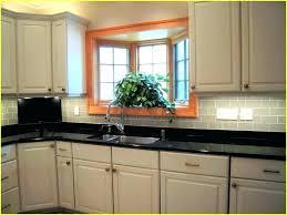 green subway tile kitchen backsplash contemporary gray glass tile backsplash glass tile medium size of