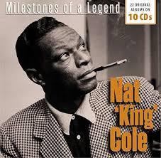 nat king cole milestones of a legend 22 original albums 10 cds