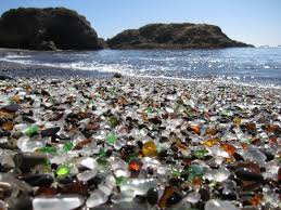 glass beach to find to see to photograph to leave behind visit mendocino