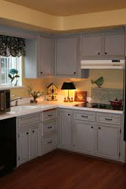 Painted Kitchen Ideas by Annie Sloan Chalk Paint Cabinets Chalk Paint Kitchen Makeover