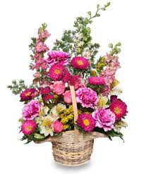 charleston florist friendship blooms basket of flowers in charleston sc charleston