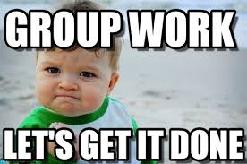 Group Photo Meme - group work success kid original meme on memegen