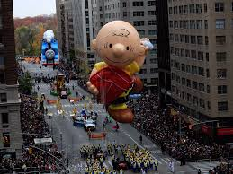 macy s thanksgiving day parade in nyc had snipers heavy