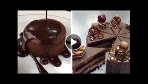 How To Make Decorative Chocolate How To Make Chocolate Cakes Amazing Chocolate Cake Decorating The