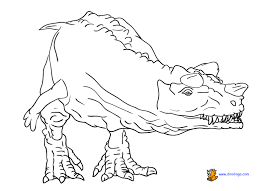 dinosaur coloring page free dinosaur coloring pages pictures