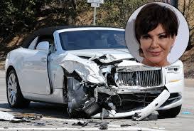 the latest kris jenner injured in car accident u2014 horrifying