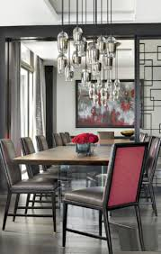 fascinating luxury dining room pictures design ideas white glass