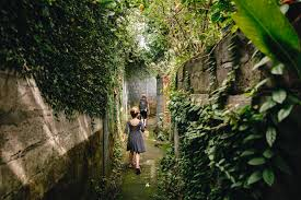 secret garden alley in bali indonesia an travel image by jess swenson