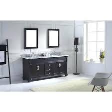 Standard Height Of Bathroom Mirror by Vanities Sofa Good Looking Bathroom Double Vanity 60 Ba 3048m 60
