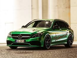 mercedes green hp mercedes c63 amg is the green wagon of your dreams